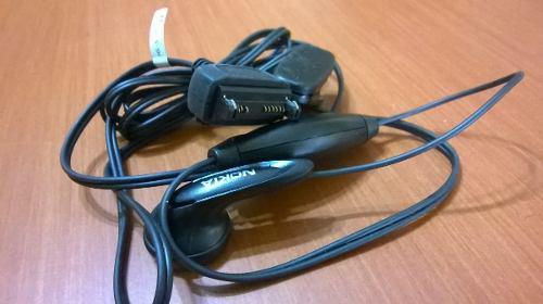 Manos Libres Audífono Nokia Hs-5 Original 100%