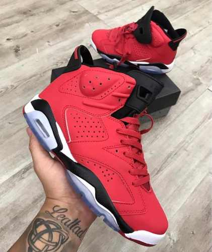 Nike Jordan Retro 6 Para Caballero