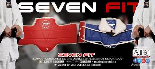 Peto Para Taekwondo Talla 2 Sevenfit