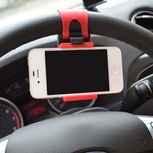 Soporte Universal Para Celular / Gps Volante Carro
