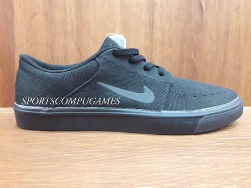 Zapato Nike Caballero Portmore Skateboard 100% Original