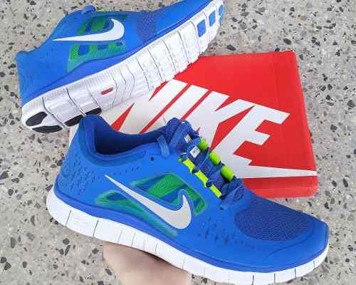 Zapatos Nike Free 5.0 Talla 41