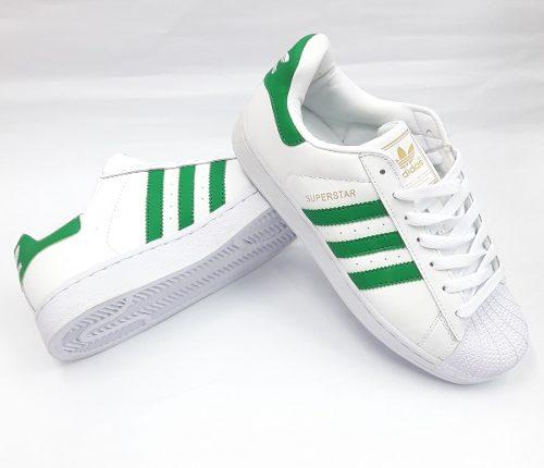 Zapatos adidas Superstar De Caballero, Made In Vietnan