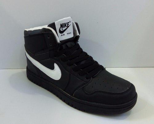 Zpt Botas Nike Air Max Caballeros. Tallas 40-45. Negro.