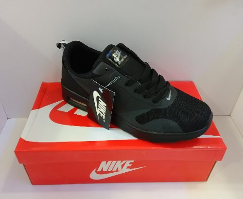 Zpt Nike Air Max Tavas. Tallas . Todo Negro. 3 Modelos.