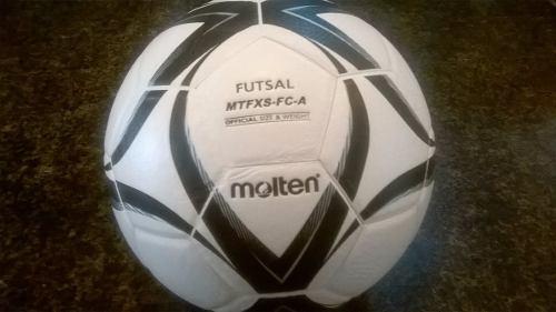 Balón Fútbol Molten Bajo Bote Mtfxs-fc-a