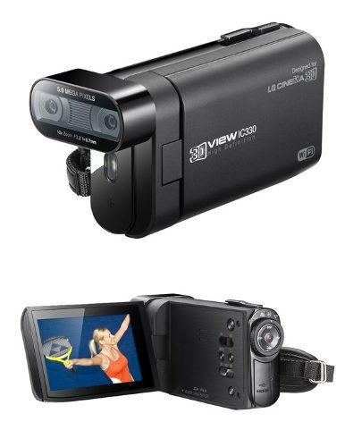 Camara De Video Lg Dxg Ic330 Full Hd p