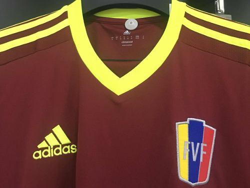 Camiseta Oficial De La Vinotinto. adidas Origina.l Fvf