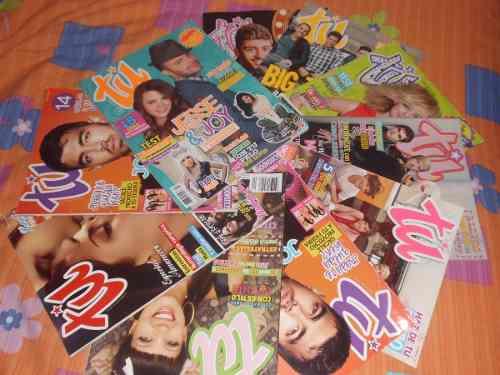 Colección De Revistas Tu