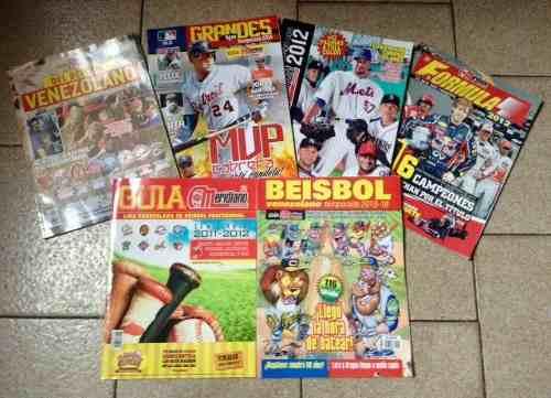 Combo De Revistas Deportivas Meridiano