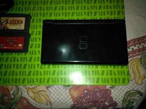 Combo Tecnologico Nintendo Ds Lite Con R4