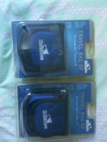 Forro Bolso Viajero Para Game Boy Advance Sp