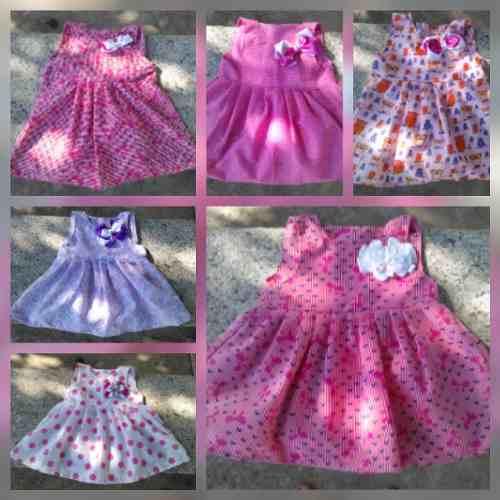 Vestidos Para Niña Tejidos De 0 3 Meses Posot Class