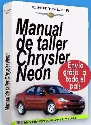 Manual De Servicio Taller Chrysler Neon Español