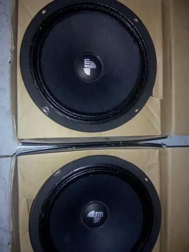 Medio Sm Audio 200 Watts El Par Por Motivo De Viaje