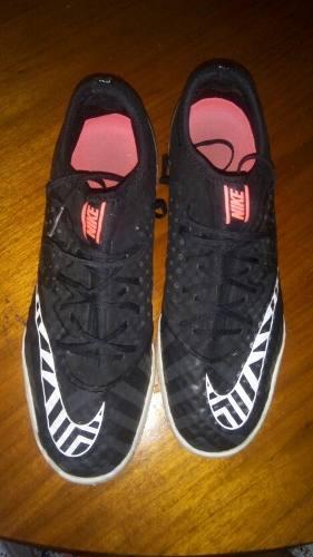 Micro Tacos Nike Negros