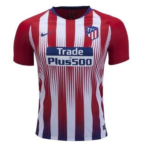Nueva Camisa Atlético Madrid Local  Por Encargo