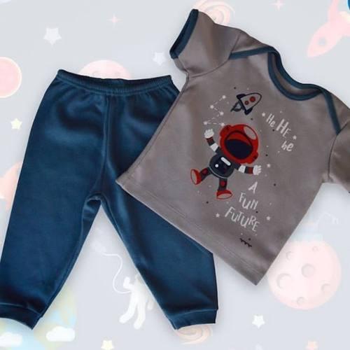 Oferta Pijama Ovejitas De Bebe De 12 Y 18 Meses.