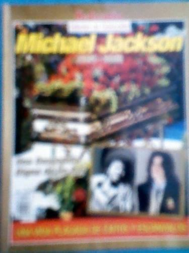 Revista Bohemia De Michael Jackson Edicion De Coleccion