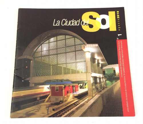 Revista De Arquitectura La Ciudad Del Sol #1agosto . U18