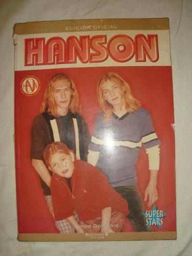 Revista Edición Oficial De Los Hanson En Buen Estado