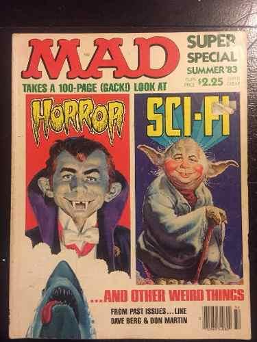 Revista Mad De Coleccion Super Special Summer