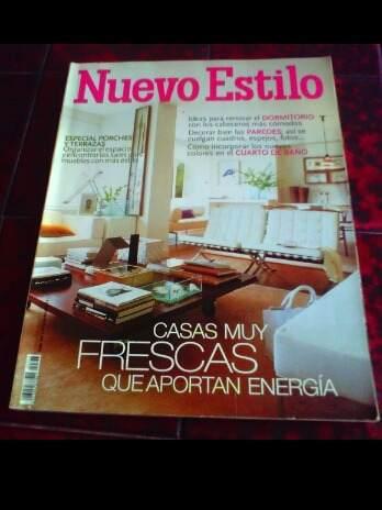 Revista Nuevo Estilo Numero 326 Decoracion Y Hogar