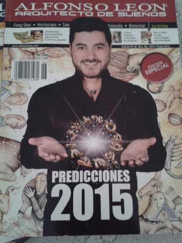 Revistas De Alfonso León, Salud, Belleza Y Entretenimiento