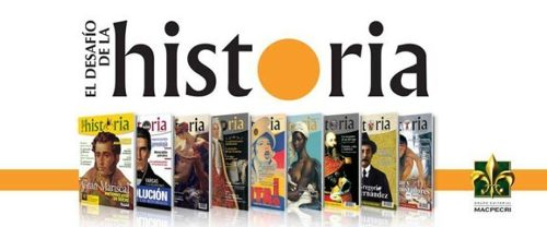 Revistas Desafio De La Historia ¡mas De 30 Revistas!