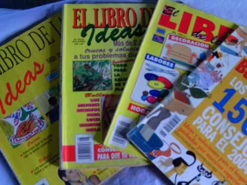 Revistas Para El Hogar /consejos Prácticos /combo 4