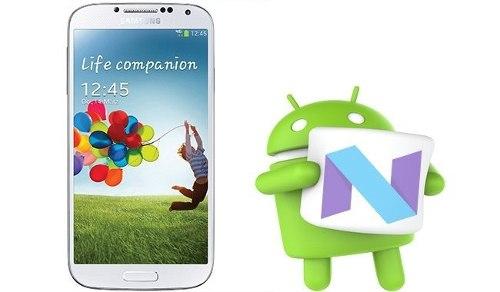 Actualizaciones Android 7.1.2 Nougat Para Samsung S3 I