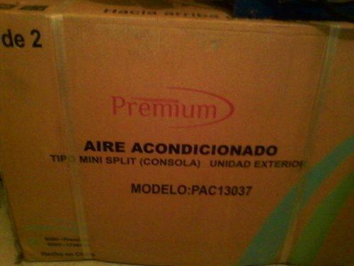 Aire Acondicionado 12 Mi Btu, Split Marca Premium
