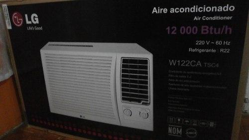Aire Acondicionado De Ventana 12mil Btu Lg