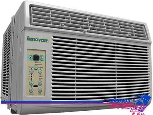 Aire Acondicionado De Ventana  Btu 110 Voltios Innovair