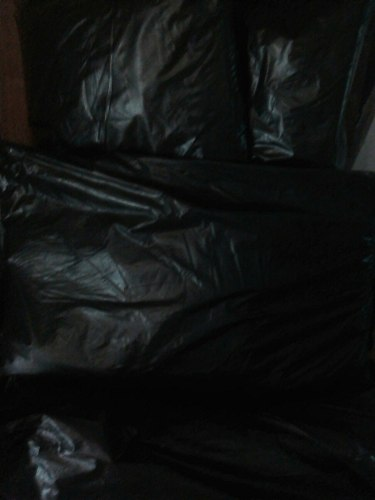 Bolsas Negras Para Basura  Kg Calibre  Y 30 Lts