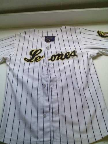 Camisa De Los Leones Del Caracas - Original
