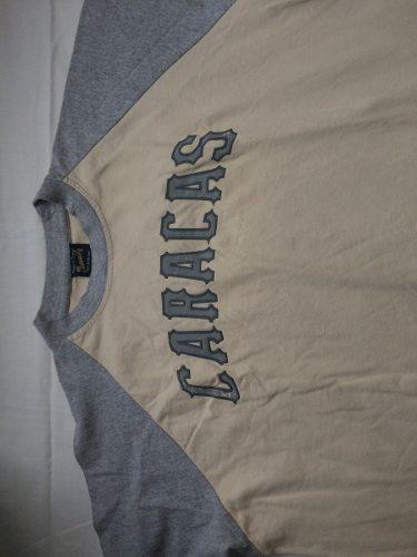 Camisa Sudadera De Los Leones Del Caracas