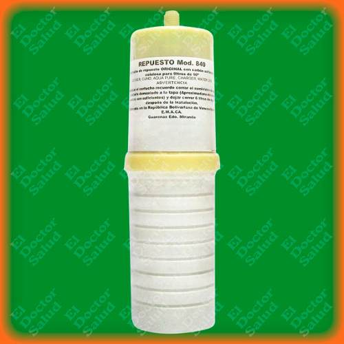 Cartucho Carbon 840 Filtros Agua Ap 310 Ap110 Ap117 - Ozono