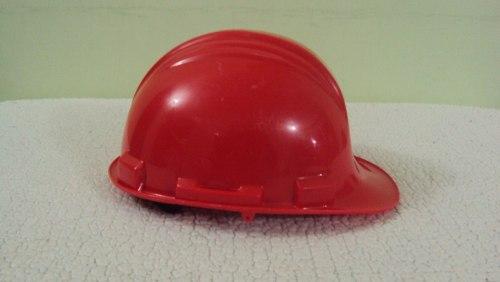 Cascos De Seguridad Marca North Combo Uno Rojo Y Uno Blanco