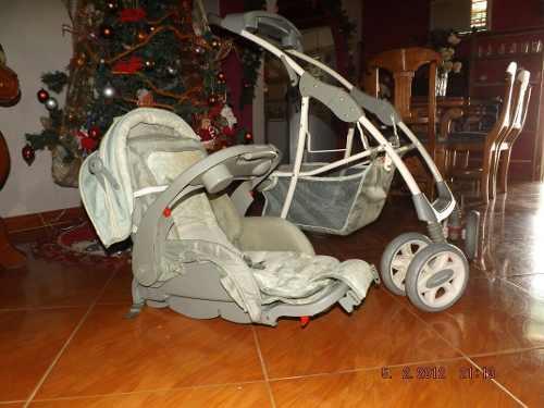 Coche Portabebe Happy Baby