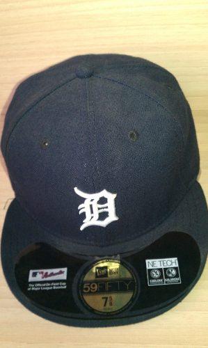 Gorra New Era Grandes Liga Tigres Detroit 59fifty Original