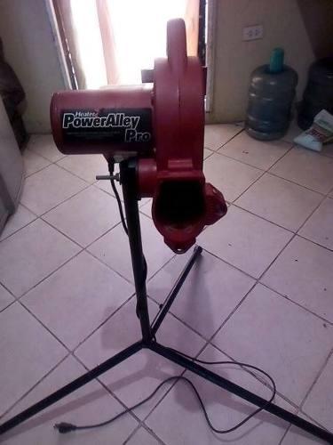 Maquina De Bateo Heater Poweralley Pro
