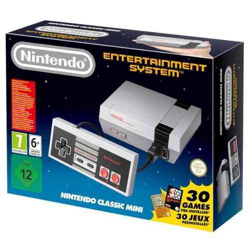 Nintendo Classic Mini Original