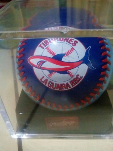 Pelota De Beisbol De Colección De La Guaira
