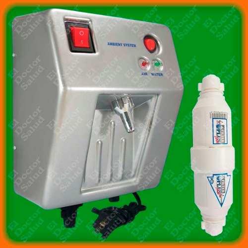 Planta Ozono Ambient Dual - Fija Pl+ Filtro Agua+ 1 Repuesto