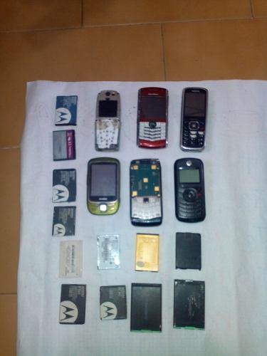 Remate De Teléfonos Para Repuesto O Reparar.