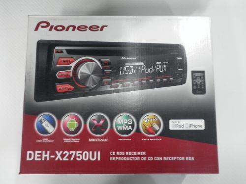 Reproductor Pioneer Cd, Mp3, Usb, Aux Y Mixtrax
