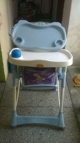 Silla De Comer Bebes Nueva.