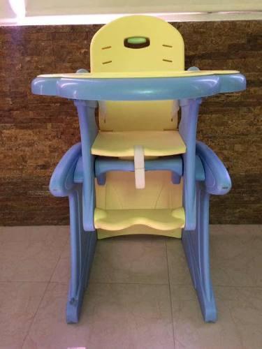 Silla Para Comer Y Escritorio Master Kids 3 En 1 Usada