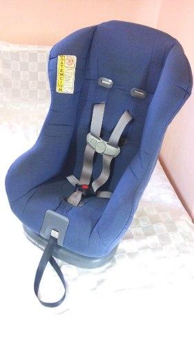 Silla Portabebe Para Vehiculo Cosco Azul Excelente Condicion